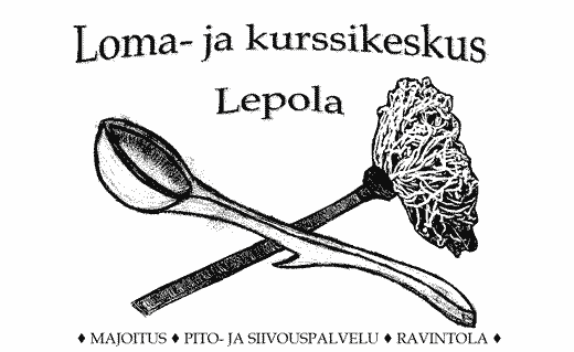 Lomakeskus Lepola Logo